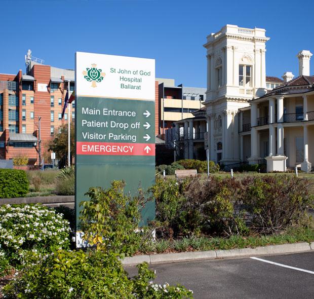 St. John of God Hospital