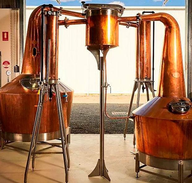 Kilderkin Distillery