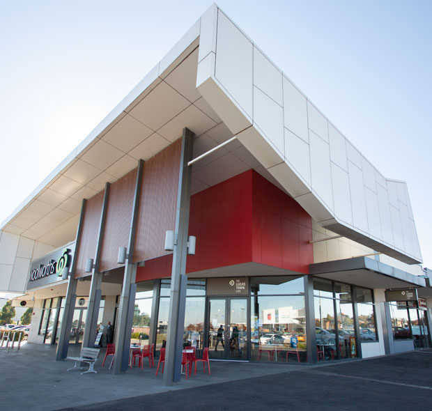 Coltman Plaza Lucas Shopping Centre
