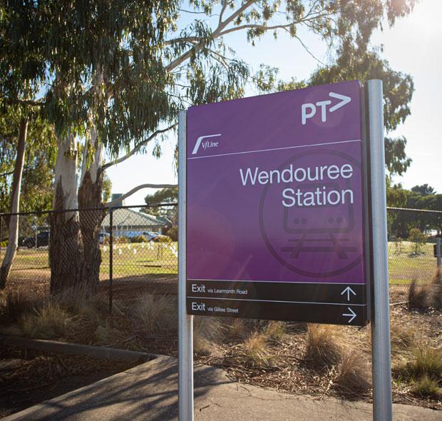 Wendouree Station